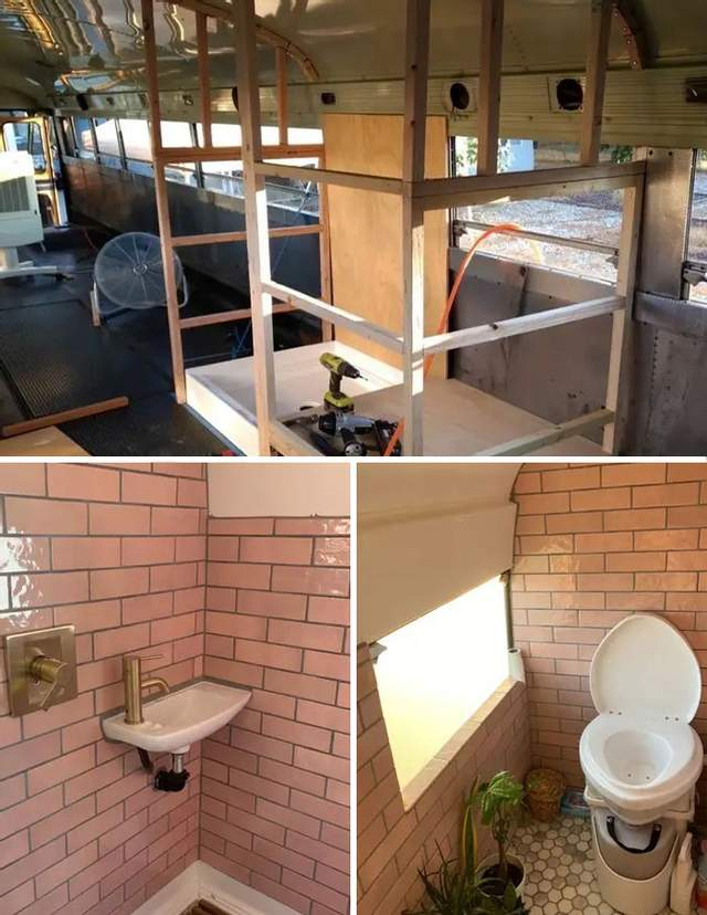 Туалет в новій квартирі / Фото adelita_buslife