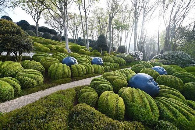 Парк Этрета стал чрезвычайно популярным среди туристов