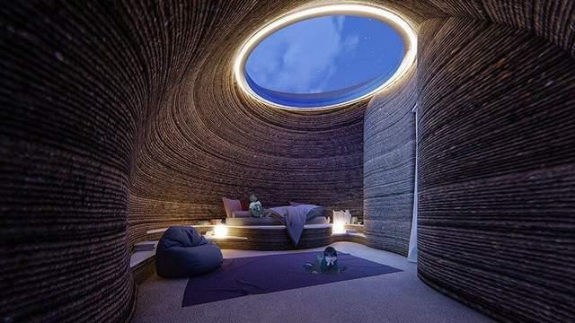 Неймовірний еко-дім / Фото Designboom