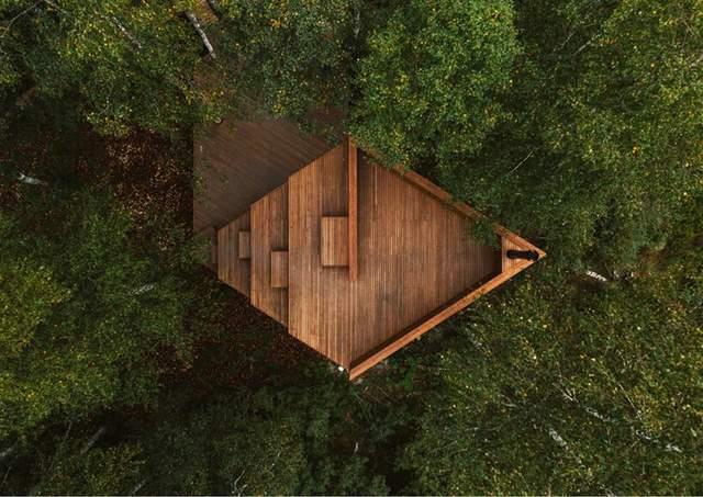 Дерев'яна окраса місцевості / Фото Designboom
