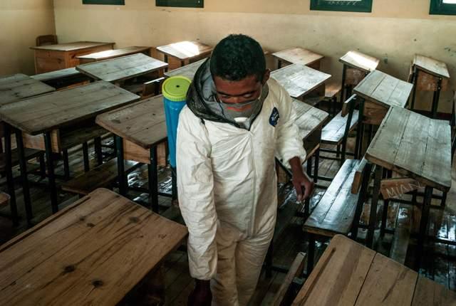 У Демократичній Республіці Конго зафіксований спалах бубонної чуми
