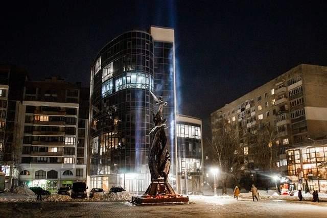 Як у Тернополі вшановують пам'ять Небесної Сотні