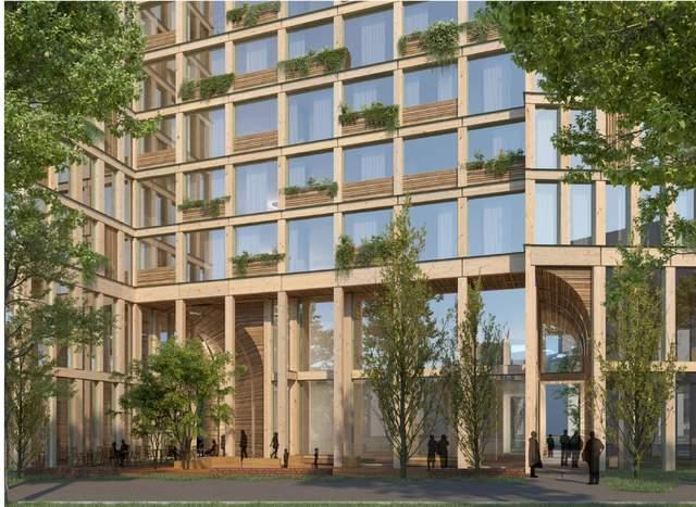 Загальна площа будови складатиме 18 тисяч квадратних метрів / Фото  Bloomberg CityLab