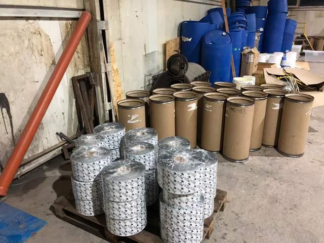 підпільний цех з виробництва кальянних сумішей