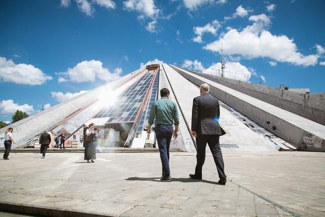 Оновлена споруда стане центром культури та розвитку / Фото Archdaily