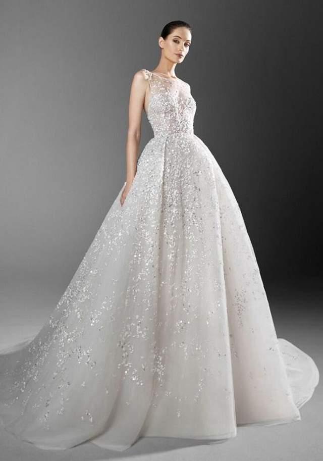 Трендові весільні сукні 2021