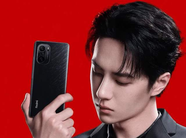 Redmi K40 Black Edition