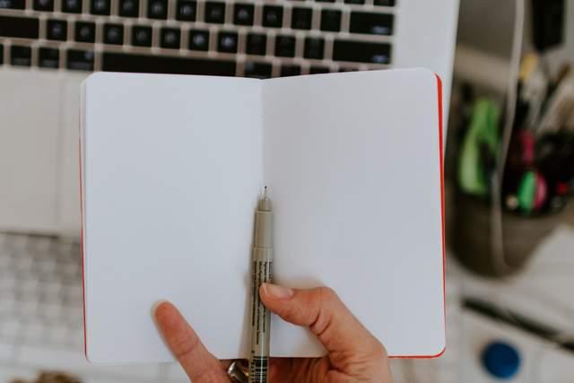 Запишіть свої проблеми / Фото Unsplash