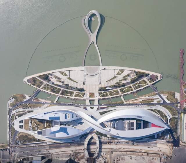 Просвітницький центр затоки / Фото Dezeen