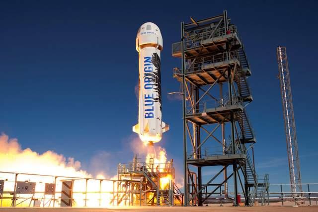 Запуск ракет відбувся на техаському ранчо / Фото  New York Post
