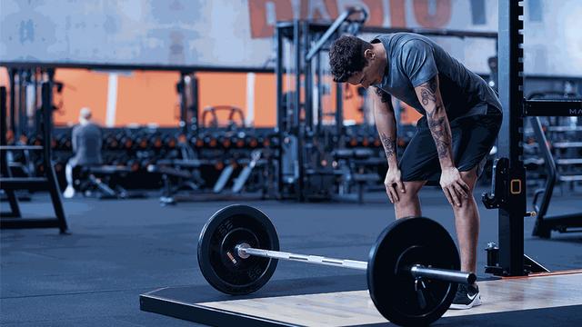 Якщо м'язи ще не відновилися, тоді можна пропустити тренування