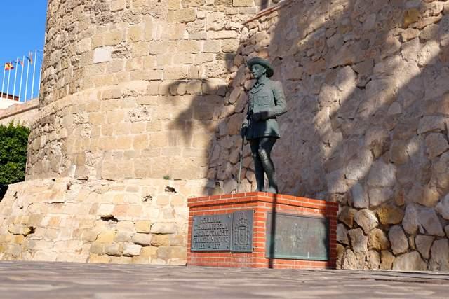 Пам'ятник Франсіско Франко у Мелільї