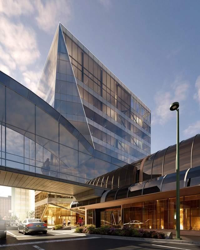 Строгий вигляд величної будівлі  / Фото  Dezeen