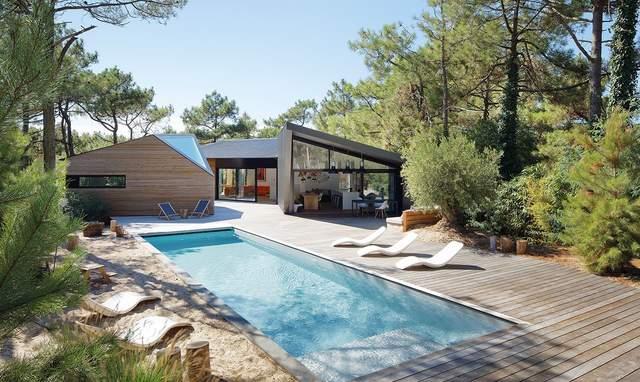 Розкішний басейн / Фото Harmonies Magazine