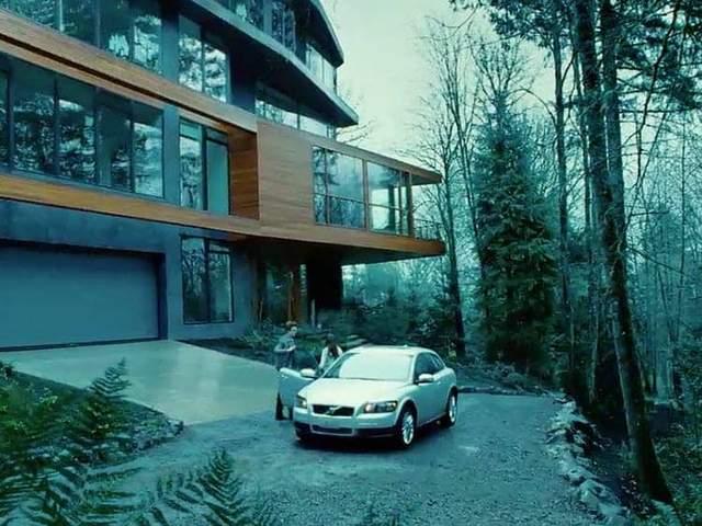Резиденція у дрімучому лісі / Фото Fancy Pants Homes