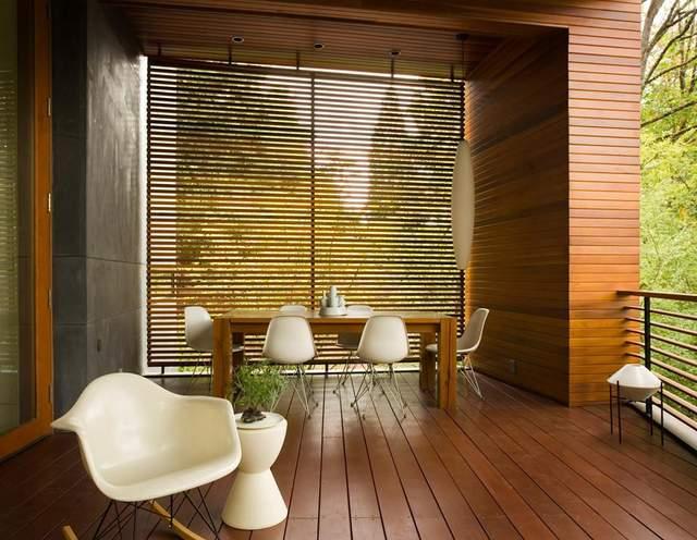 Відкрита веранда  / Фото Fancy Pants Homes
