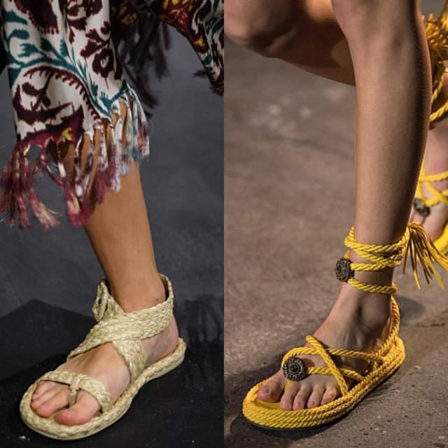 Трендове взуття весни-літа 2021