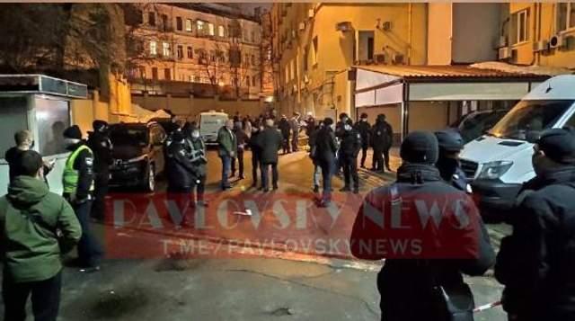 У Києві затримали 9  тітушок ОПЗЖ: стріляли на мітингу проти забудови, аби залякати людей