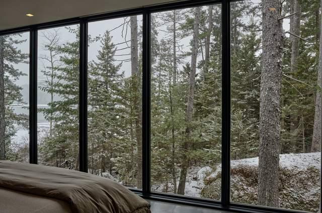 Через вікна відкривається неземний вид / Фото Dwell