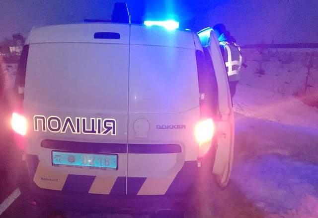 На Львівщині п'яний водій намагався відкупитись від поліції: йому загрожує чималий штраф – фото