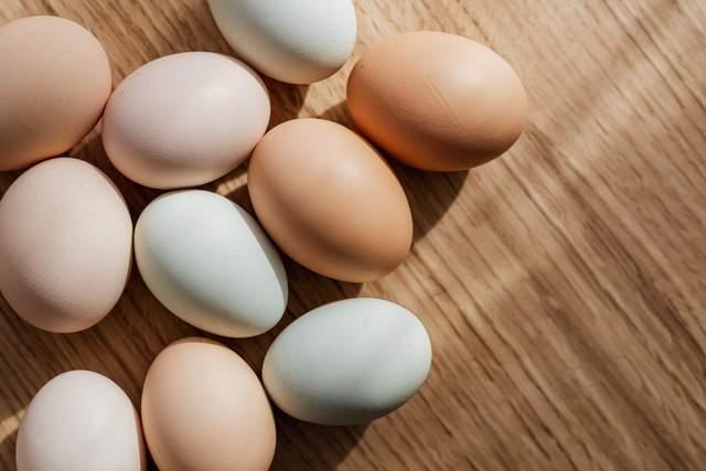 Які яйця підібрати