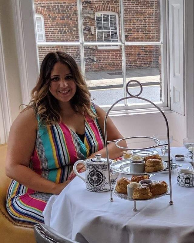Британка відмовилася від шкідливої їжі і стала харчуватися збалансовано