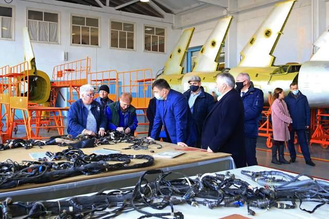 В Одесі збиратимуть американські вертольоти