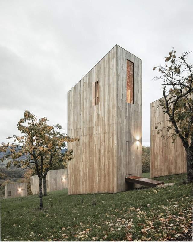 Цілісна та неймовірна архітектура / Фото Dwell