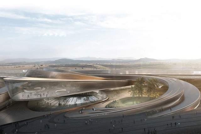 Споруда-майбутнього / Фото Yanko Design