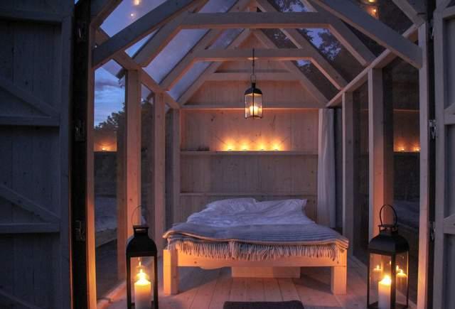 Надзвичайно романтичний простір / Фото Archdaily