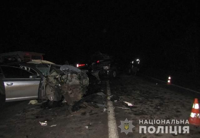 У Запорізькій області в ДТП загинуло 2 людей 28.02.2021