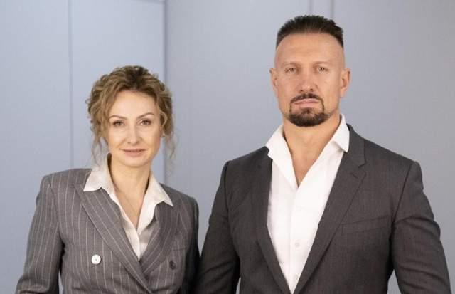 Вікторія та Геннадій Вацак