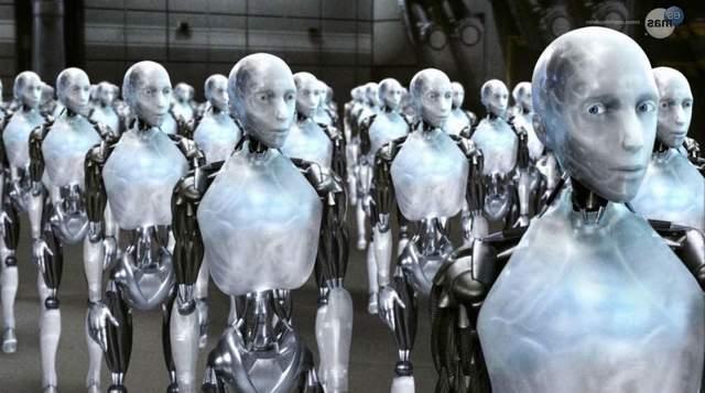 Як зображали штучний інтелект фільм
