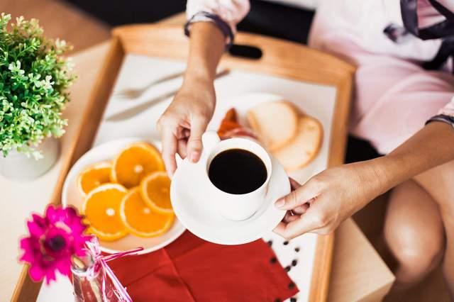 Кава - один з головних подразників слизової оболонки шлунка