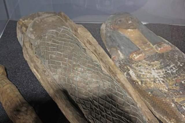 Поховання тварин були схожими на людські