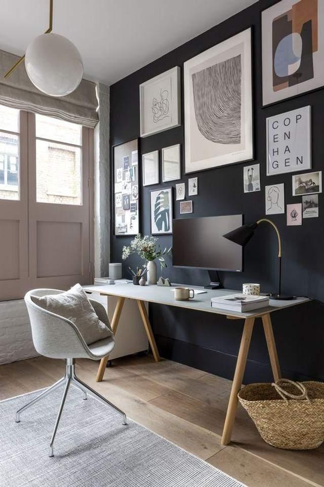Робоче місце – чудовий простір / Фото Pinterest