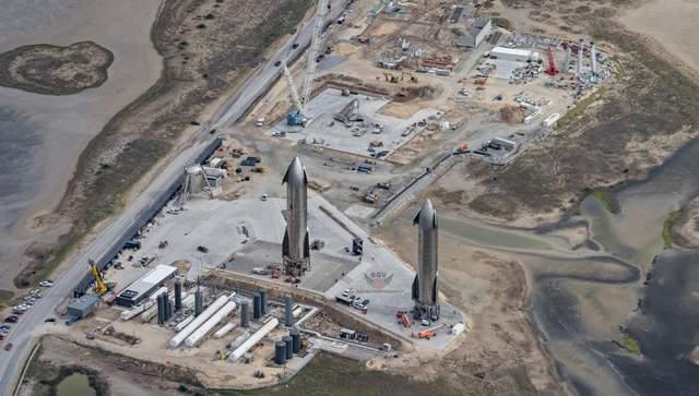 Площадка для запуску SpaceX