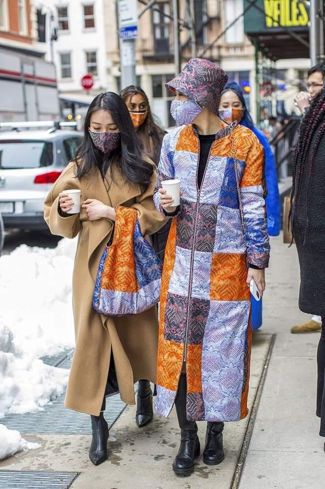 Головні streetstyle-тренди на Тижні моди у Нью-Йорку