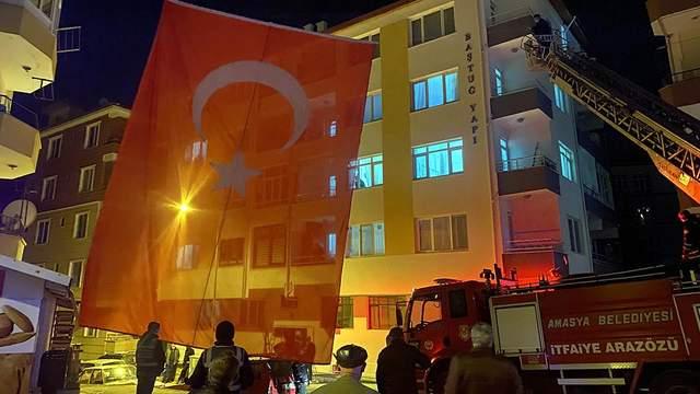 Прапори повісили на вулицях, де жили загиблі військові