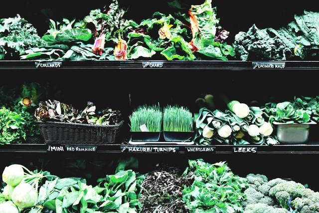 Як зберігати зелень