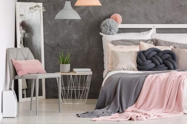 Спальня має стати місцем найбільшого комфорту / Фото Рinterest
