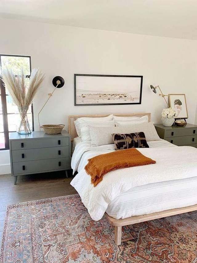 Красивий килим стане принадою у будь-якому інтер'єрі / Фото Рinterest