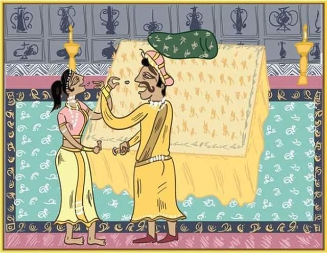 Камасутра для сімейних пар – ілюстроване