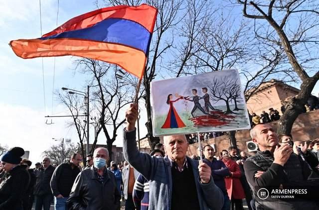 Протести у Єревані