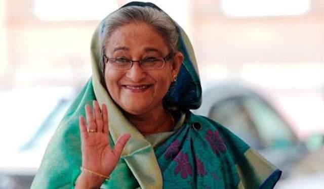 Хасіна Вазед понад 17 років очолює Бангладеш