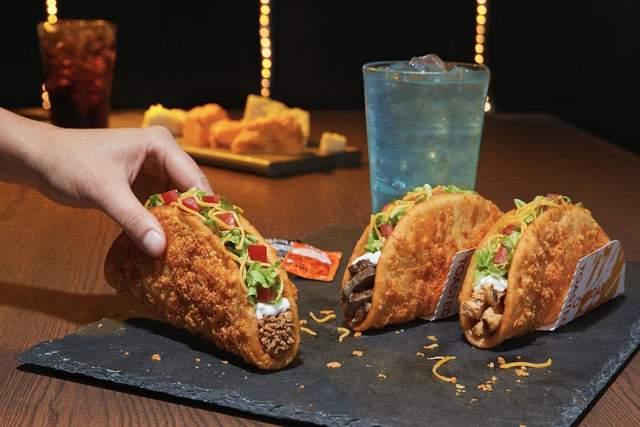 Taco Bell – самая перспективная франшиза 2021 / Taco Bell