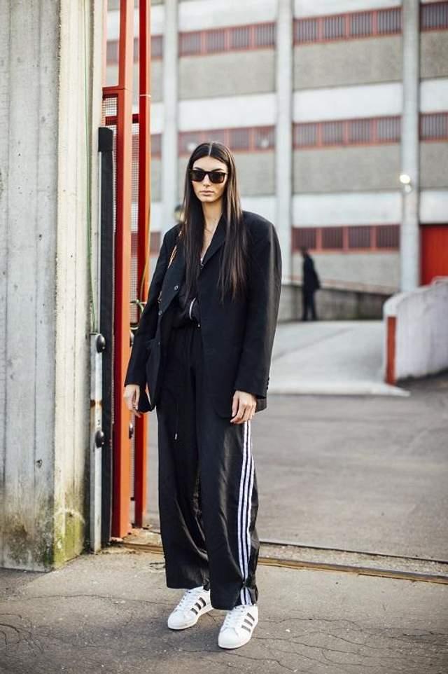 Стрітстайл-образи на Milan Fashion Week