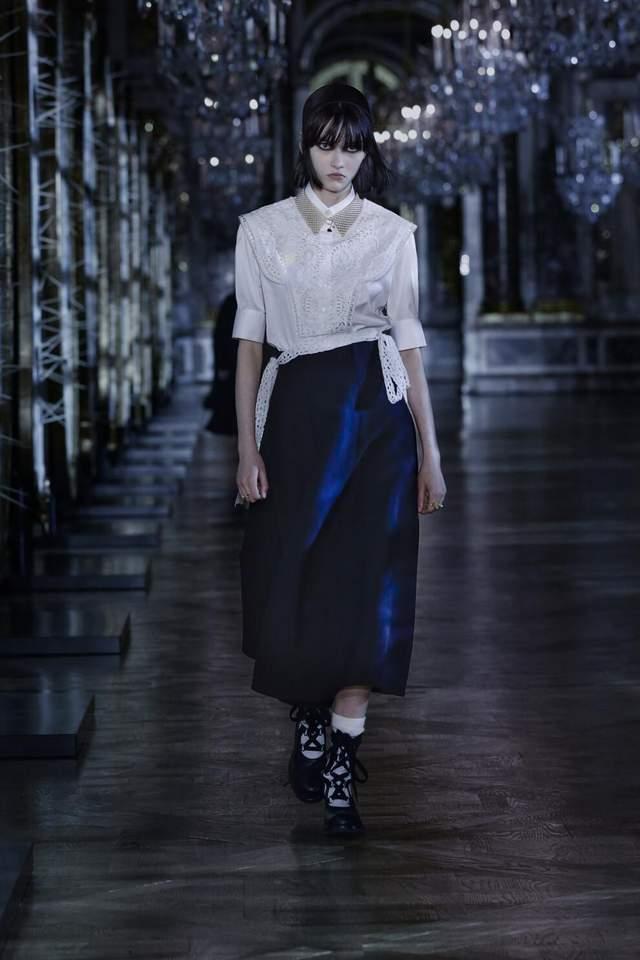 показ Dior