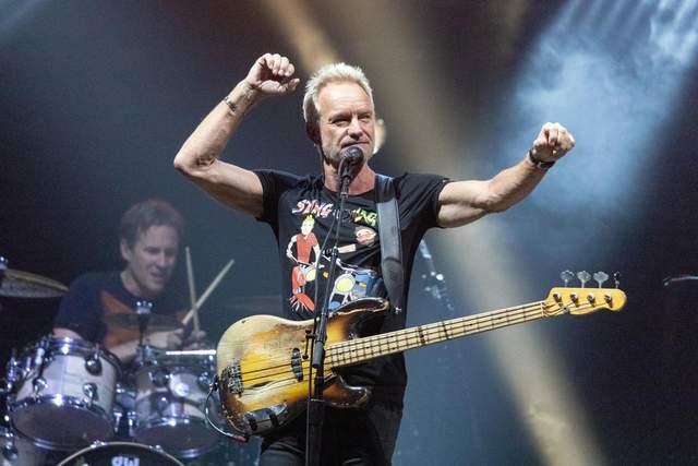 Співак Sting