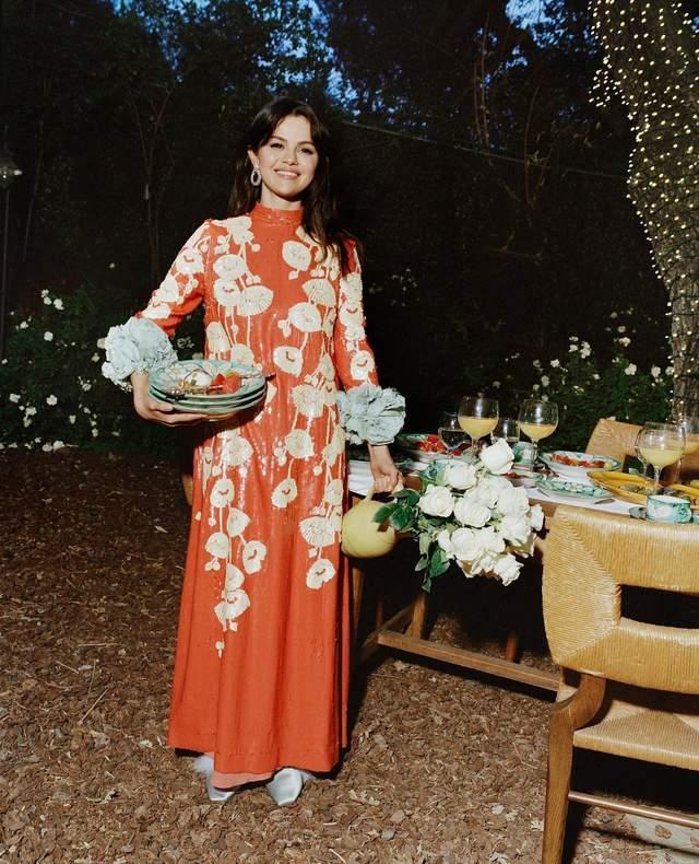Селена Гомес знялася для глянцю Vogue
